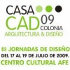 Casa Colonia Arquitectura y Diseño – CAD 2009
