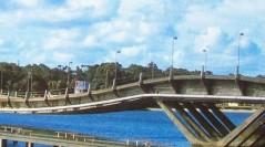 El puente de La Barra